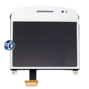 BlackBerry 9900 Bold Touch LCD and Digitizer White (001/111) Original