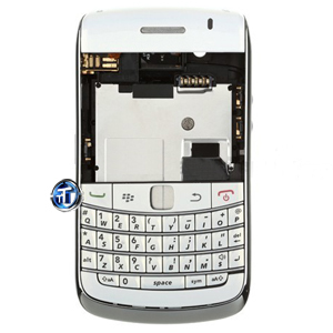 BlackBerry 9790 Bold Housing with Digitizer (White)