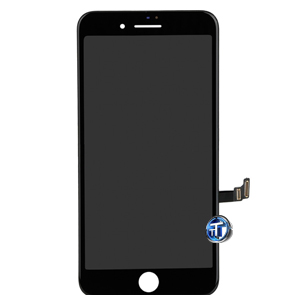 iPhone 8 Plus LCD Screen and Digitizer Replacement in Black - AUO