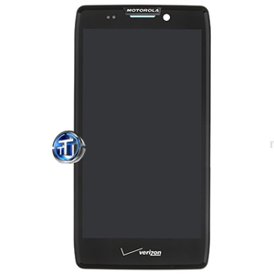 DROID RAZR HD (DROID Fighter / XT926 / DROID Vanquish) LCD and Digitizer with Frame Original