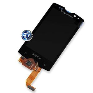 Sony Ericsson SK17 Xperia Mini Pro LCD and Digitizer in Black