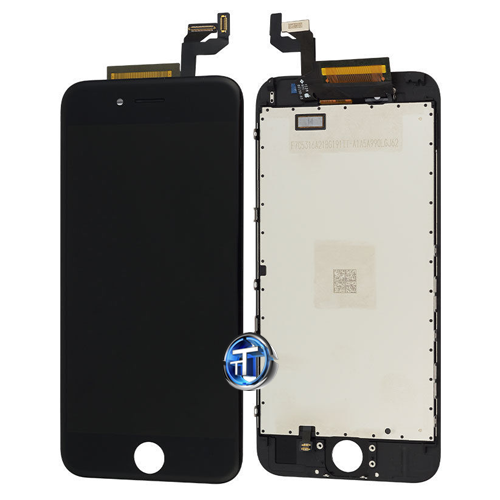 iPhone 6s LCD Screen Replacement in Black - SHENGCHAO