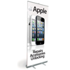 Apple Pull Up Banner with Design and Print