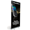 Blackberry Pull Up Banner with Design and Print