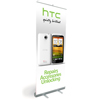 HTC Pull Up Banner with Design and Print