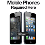Mobile Cell Phone Repair Poster Thick UV Protected Paper  (choose your language)