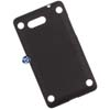 HTC Aria (G9 / A6380 / Liberty) Battery Back Cover (black)