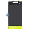 HTC Windows Phone 8S LCD and Digitizer Assembly in Green with Navigation Flex (Original)