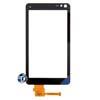 Nokia N8 Digitizer with Frame in Black