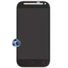 HTC One SV LCD and Digitizer in Black