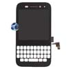 BlackBerry Q5 LCD and Digitizer with Keypad Frame in Black Original