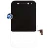 BlackBerry Q5 LCD and Digitizer with Keypad Frame in White Original
