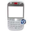 BlackBerry 9320 Curve Front Cover with keypad in White