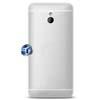 HTC One Mini (601E) Back Cover Silver