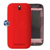 HTC One SV Housing in Red
