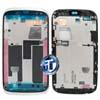 HTC Desire X T328E LCD Metal Frame Silver