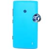Nokia Lumia 520 Back Cover with Side Button Blue