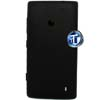 Nokia Lumia 520 Back Cover with Side Button Black