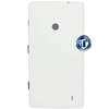 Nokia Lumia 520 Back Cover with Side Button White
