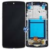 LG Nexus 5 LCD and Digitizer with Frame in Black Original