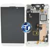 BlackBerry Z10 LCD Screen and Digitizer with Frame in White 4G Version (001/111)