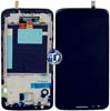 LG G2 D800 LCD and Digitizer with Frame in Black