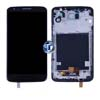 LG G2 D802 LCD and Digitizer with Frame in Black