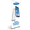 Samsung Pull Up Banner with Design and Print