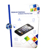 iPhone 4, 4S Premium 2.5D Tempered Real Glass Screen Protector