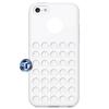 iPhone 5C TPU Designer Case in White