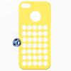 iPhone 5C TPU Designer Case in Yellow