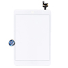 iPad Mini Digitizer with IC Chip, Home Button Flex and Home Button in white (original)