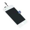 iPod Touch 4 LCD and Digitizer with Adhesive White (High Quality)