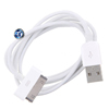 USB Data Cable for iPhone 4 4S, 3GS, 3G, iPad, iPod Touch, iPod Nano (Standard Quality)