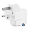 USB Power Adapter 12W High Quality (United Kingdom, Ireland, Hong Kong, Singapore, and Malaysia)
