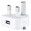 USB Power Adapter 5W High Quality (United Kingdom, Ireland, Hong Kong, Singapore, and Malaysia)